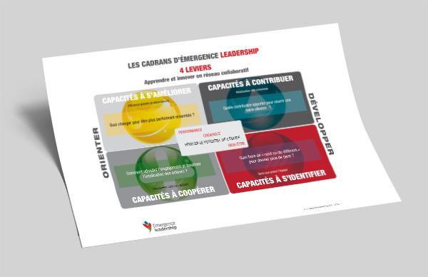 Les cadrans d'émergence leadership